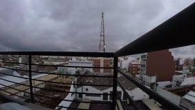 Opinión del Time Lapse de un balcón en Buenos Aires metrajes
