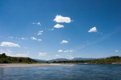 Opinión del verano Imagen de archivo libre de regalías
