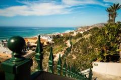 Opinión del vista de Dana Point Fotografía de archivo