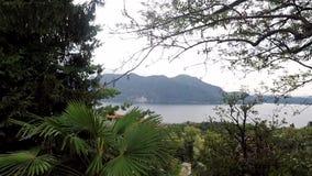 Opinión el Lago Maggiore del top almacen de video
