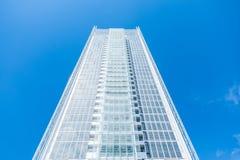 Opinión el San Paolo Skyscraper en Torino, Italia Fotos de archivo