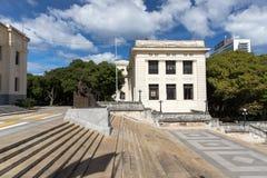 Opinión Havana University, Cuba fotos de archivo libres de regalías