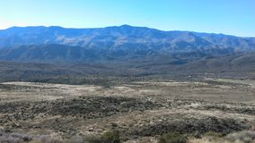 Opinión hermosa de Arizona Foto de archivo libre de regalías