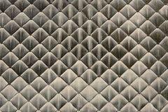 Opinión inconsútil del frontal de la textura del tejado imagenes de archivo