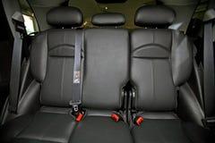 Opinión interior un coche Fotografía de archivo libre de regalías