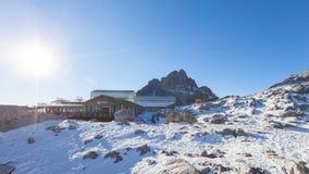 Opinión Jade Dragon Snow Mountain Fotos de archivo