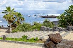 Playa de Jardin Fotografía de archivo