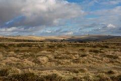 Dartmoor Vista. Foto de archivo libre de regalías