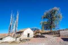 Opinión rural de Bolivia Imagen de archivo
