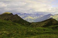 Opinión salvaje del valle Imagen de archivo libre de regalías