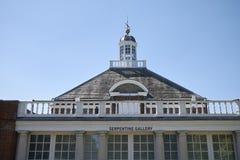 Opinión Serpentine Galleries imagen de archivo