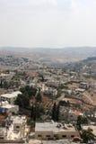 Opinión sobre Bethlehem fotos de archivo