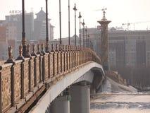 Opinión sobre el puente Fotografía de archivo libre de regalías