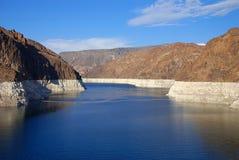 Opinión sobre el valle inundado Fotos de archivo libres de regalías