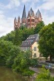 Opinión sobre gran catedral Fotos de archivo