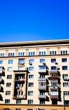 Opinión sobre la ciudad Imagen de archivo