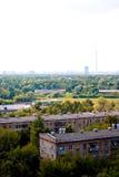 Opinión sobre la ciudad Fotos de archivo