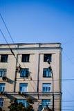 Opinión sobre la ciudad Foto de archivo