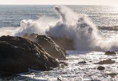 Opinión sobre Océano Atlántico Foto de archivo libre de regalías