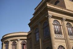 Opinión Teatro Máximo fotografía de archivo