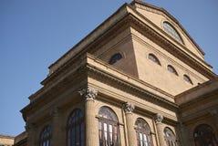 Opinión Teatro Máximo imagen de archivo