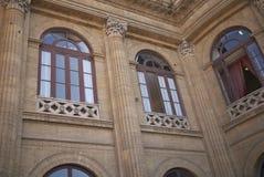 Opinión Teatro Máximo foto de archivo