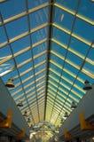 Opinión vertical sobre techo Imagen de archivo libre de regalías