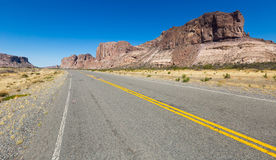 Opiniónes a lo largo de la autopista nacional 25 fotos de archivo