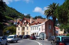 Opiniões da cidade de Sintra Imagens de Stock