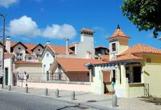 Opiniões da cidade de Sintra Fotografia de Stock