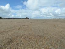 Opiniões da praia Fotografia de Stock Royalty Free