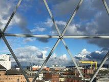 Opiniões de Belfast Fotos de Stock