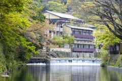 Opiniões de Japão Arashiyama Fotos de Stock