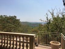 Opiniões de Tuscan em Harare Fotos de Stock Royalty Free