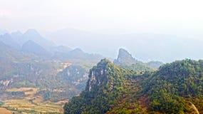 Opiniões de Vietname norte Imagem de Stock