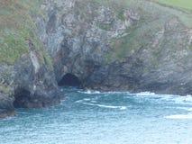 Opiniões do mar Fotos de Stock Royalty Free
