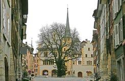 Opiniões velhas 1 da cidade Imagens de Stock Royalty Free