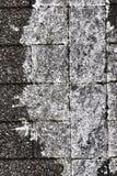 Opini?nes cercanas detalladas sobre las calles y las aceras del guijarro en perspectivas distintas fotografía de archivo libre de regalías