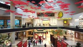 Opini?o interior Santa Anita Mall video estoque