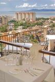 Opinión de Puerto Vallarta Imagen de archivo libre de regalías