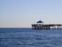 Opinión del mar en Staten Island Fotos de archivo libres de regalías