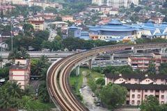 Opinião da cidade de Malásia Imagens de Stock