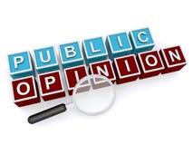 Opinione pubblica royalty illustrazione gratis