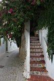 Opiniones agradables el santo Antonio de Ibiza Imágenes de archivo libres de regalías