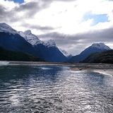 Opiniones asombrosas del río del dardo Fotografía de archivo