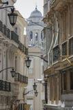Opiniones de la ciudad Imagen de archivo