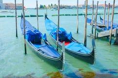 Opiniones de la ciudad de Venecia - Italia Foto de archivo libre de regalías
