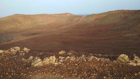 Opiniones de Lanzarote fotografía de archivo