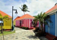 Opiniones de las Islas Vírgenes Fotos de archivo libres de regalías