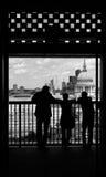 Opiniones de Londres Imágenes de archivo libres de regalías